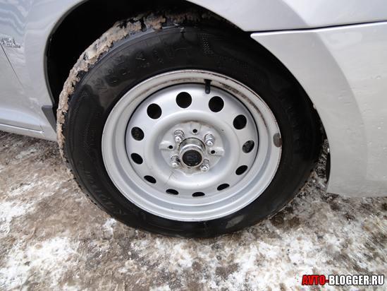 колеса от ВАЗ