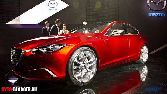 Mazda Takeri кузов