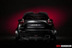 Тюнинг Nissan Juke R, фото 2