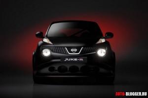Тюнинг Nissan Juke R, фото 1