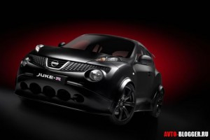 Тюнинг Nissan Juke R, фото 7