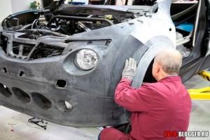 Тюнинг Nissan Juke, фото 5