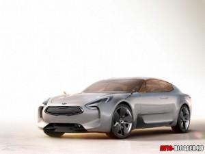 Kia GT, фото 1