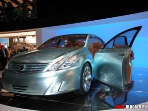 Nissan Intima, фото 1