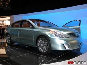 Nissan Intima, фото 2