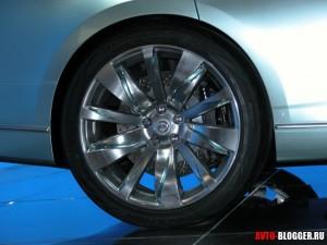 Nissan Intima, фото 5