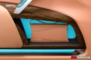 Nissan Intima, салон, фото 18