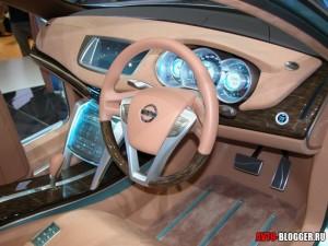Nissan Intima, салон, фото 2