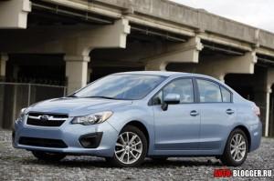 Subaru Impreza кузов, фото 1