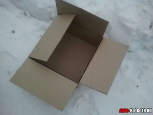 Обыкновенная коробка