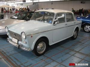 Fiat 1100, 1962 года, фото 1