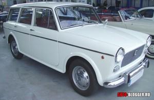 Fiat 1100, 1962 года, фото 2