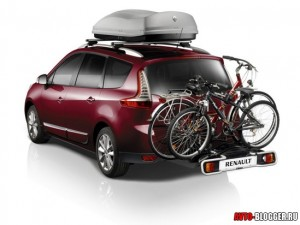 Renault Grand Scenic 2012, (оттенок красного) фото 6