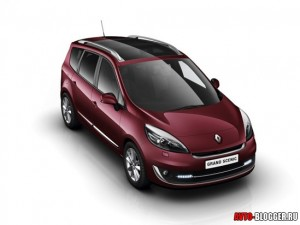 Renault Grand Scenic 2012, фото 1