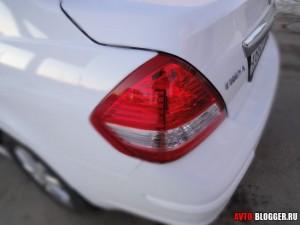 Nissan Tiida, кузов, фото 5