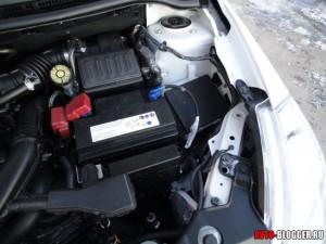 Nissan Tiida, двигатель, фото 4