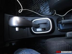 Nissan Tiida, автомат