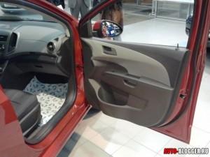 Chevrolet AVEO 2012, двери, фото 1