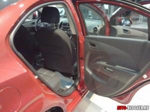 Chevrolet AVEO 2012, двери, фото 2