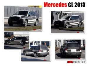 Mercedes GL 2013