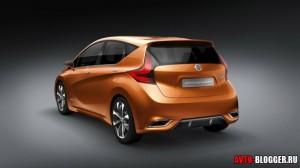 Nissan 2012, фото 2