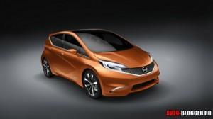 Nissan 2012, фото 1