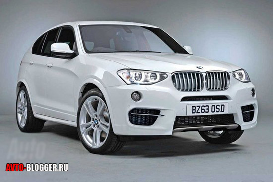 BMW X4 кузов