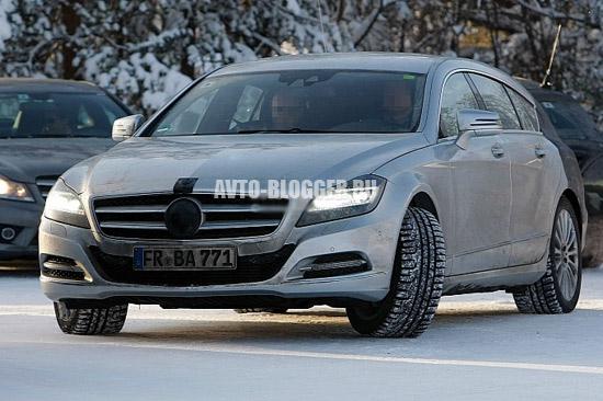 Mercedes Benz СLS кузов
