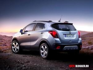 Opel Mokka, фото 2