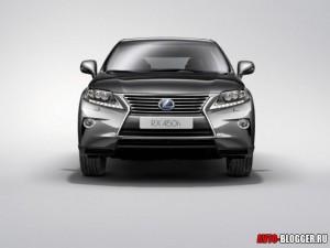 Lexus RX 2013, фото 1