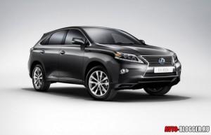 Lexus RX 2013, фото 2