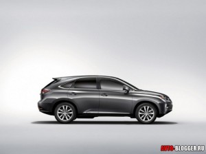 Lexus RX 2013, фото 4