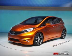 Nissan Note 2013, фото 1