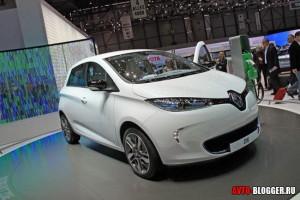Renault ZOE, фото 1