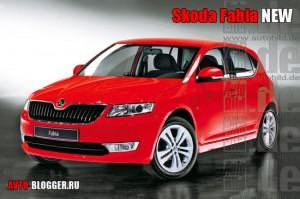 Skoda Fabia 2013 - 2014