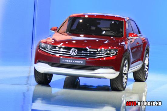 Volkswagen Сross Сoupe