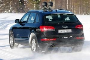 Audi Q5 2013, фото 4