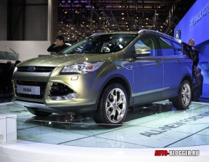 Ford kuga, фото 1