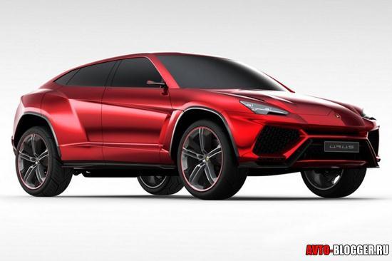 Lamborghini Urus кузов