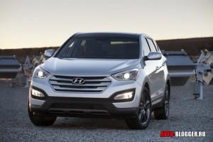 Hyundai Santa Fe 2012–2013, фото 1