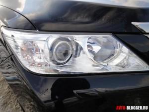 Toyota Camry, кузов фото 6