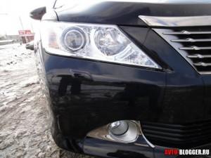 Toyota Camry, кузов фото 2
