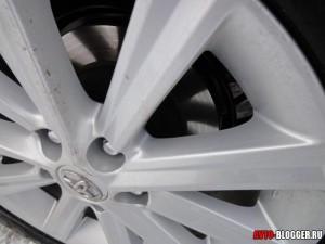 Toyota Camry, кузов фото 11