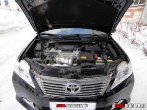 Toyota Camry, двигатель, фото 2