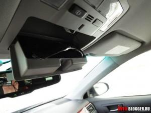 Toyota Camry, очечник