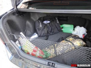 Toyota Camry, багажник, фото 2