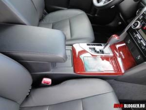 Toyota Camry, салон фото 2