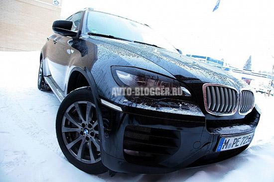 BMW X6 2013 кузов