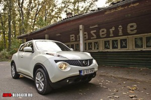Nissan Juke, кузов, фото 1