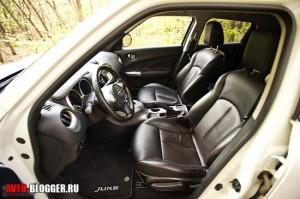 Nissan Juke, салон, фото 2